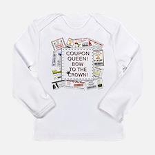 COUPON QUEEN! Long Sleeve T-Shirt