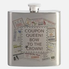 COUPON QUEEN! Flask