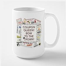 COUPON QUEEN! Mugs