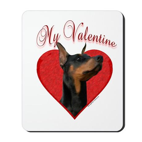 Dobie Valentine Mousepad