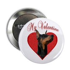 Dobie Valentine Button