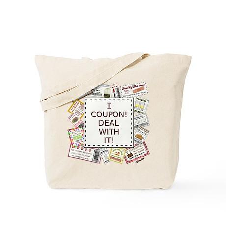 I COUPON! Tote Bag