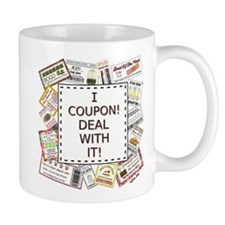 I COUPON! Mugs