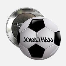 """Customizable Soccer Ball 2.25"""" Button (100 pack)"""