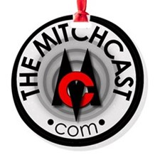 mitchcast_circle_cp Ornament