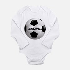 Customizable Soccer Ball Body Suit