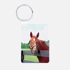 CHARISMATIC_STROLLIN AT LANES END Keychains