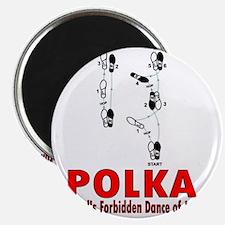 ART Forbidden Polka 3 Magnet