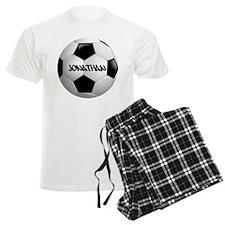 Customizable Soccer Ball Pajamas