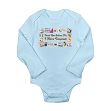 I HAVE COUPONS! Long Sleeve Infant Bodysuit