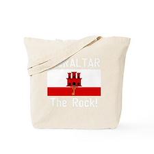 Gibraltar - Dark Tote Bag