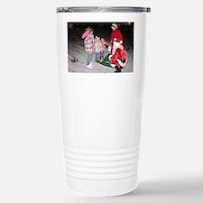 Roving Christmas Tree  Travel Mug