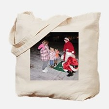 Roving Christmas Tree  Tote Bag