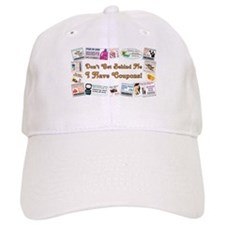 I HAVE COUPONS! Baseball Cap