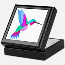 HUMMINGBIRD 2 Keepsake Box