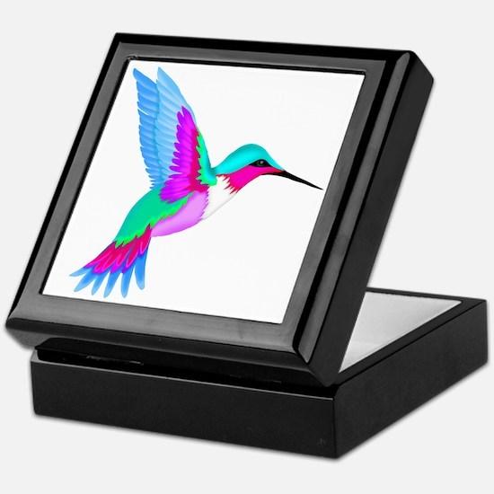 HUMMINGBIRD 2 Keepsake Box