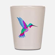 HUMMINGBIRD 2 Shot Glass