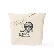 Le Ballon - Hot Air Balloon Tote Bag