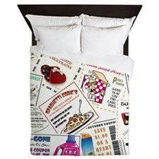 I HAVE COUPONS! Queen Duvet