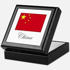 China Keepsake Box