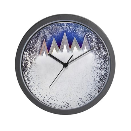 Cosmo Cathedral Main Wall Clock