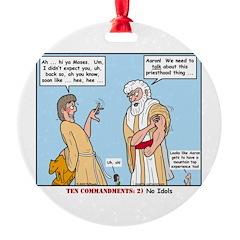 False Idols Ornament