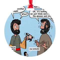 Joseph Revealed Ornament