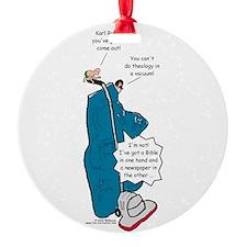 Barths Vacuum Ornament