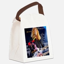 winter cover working copy a Canvas Lunch Bag