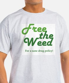 FreeTheWeed. T-Shirt