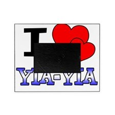 I Love Yia-Yia Picture Frame