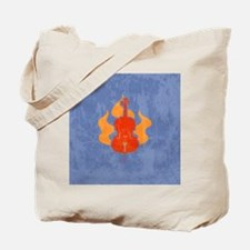 ornCelloHot Tote Bag