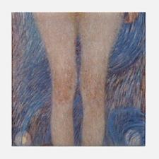 Gustav Klimt Art Tile Set - Nuda Veritas P4of5