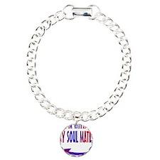 I am with my Soul Mate Charm Bracelet, One Charm