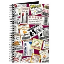 SCATTERED COUPONS Journal