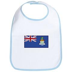 Cayman Islands Flag Bib