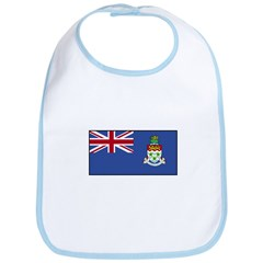 Cayman Islands Flag Bib