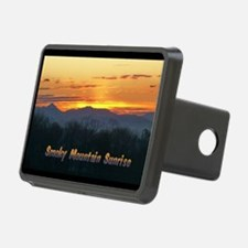 Smoky Mountain Post Card F Hitch Cover