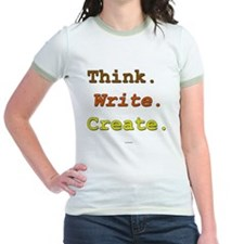 Think. Write. Create. T