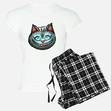 Cheshire face Pajamas