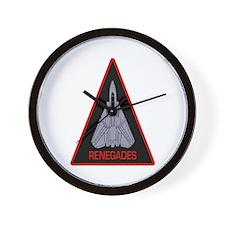 VF-24 Fighting Renegades Wall Clock