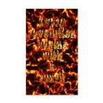 Every revolution begins with a spark Wall Decal