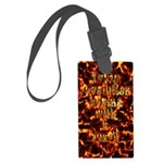 Every revolution begins with a spark Luggage Tag