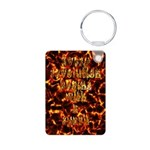 Every revolution begins with a spark Keychains