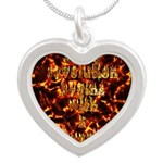 Every revolution begins with a spark Necklaces