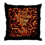 Every revolution begins with a spark Throw Pillow