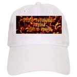 Every revolution begins with a spark Baseball Cap