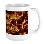 Every revolution begins with a spark Mugs
