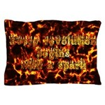 Every revolution begins with a spark Pillow Case