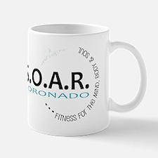 SOAR Fitness Coronado Logo Mugs